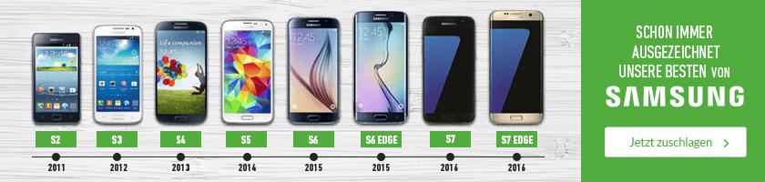 Unsere besten Samsung-Angebote