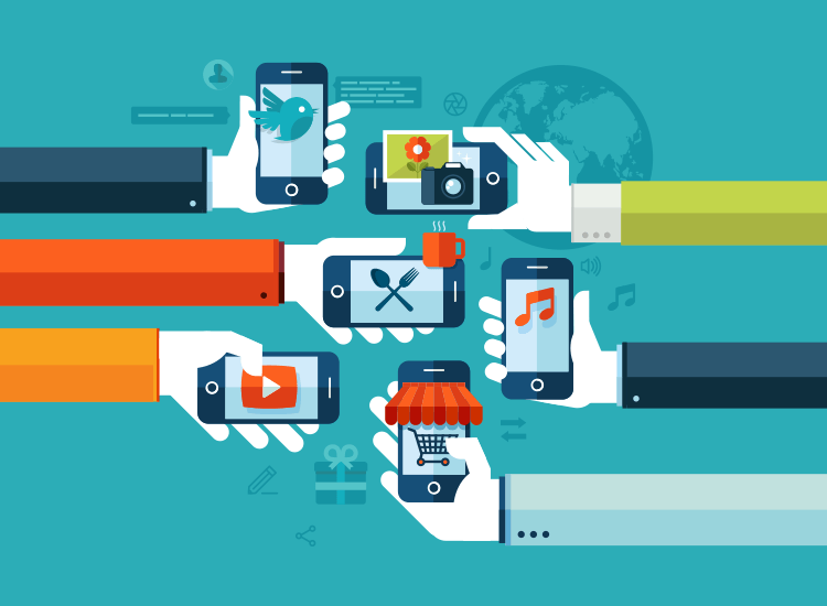 Smartphone-Möglichkeiten