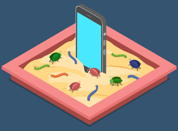Sandboxing schützt vor Viren