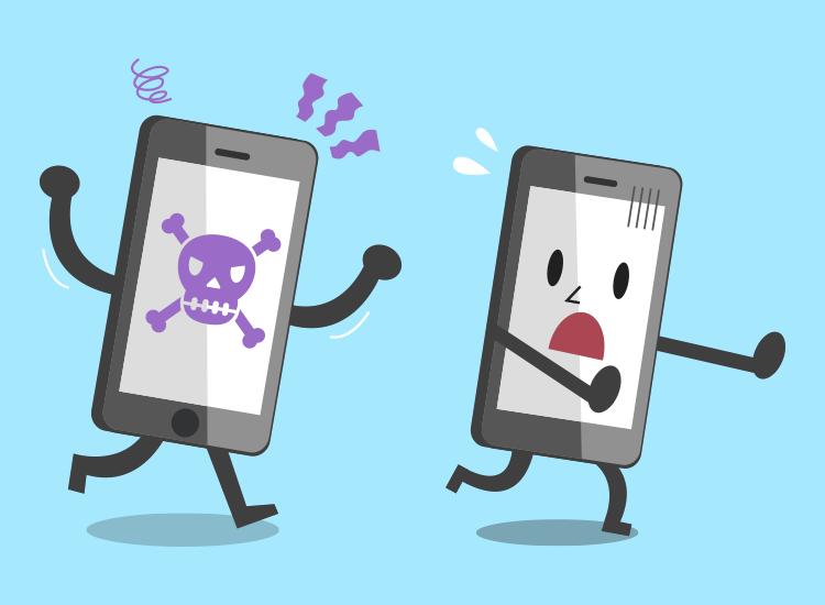Schadsoftware für iOS