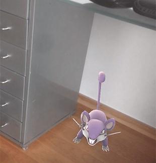 Pokémon im DeinHandy Office