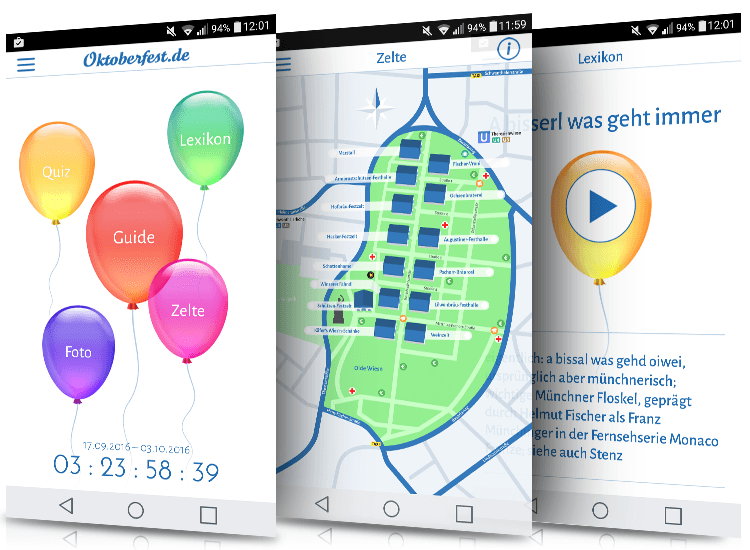 Oktoberfest.de-App