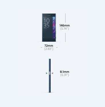 Das neue Sony XZ