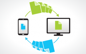 Daten vom Smartphone auf den PC übertragen