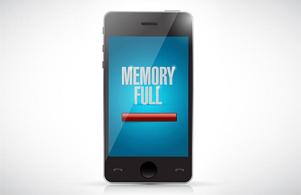 microSD-Karten erweitern den Speicher