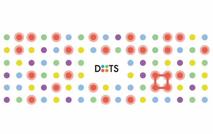 Dots App Screenshot