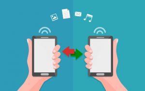Smartphones Daten