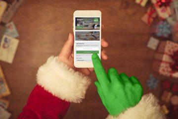 Weihnachts-Apps