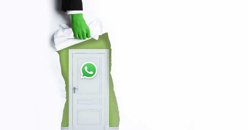 WhatsApp Hintertür