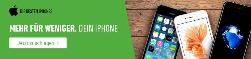 Drei iPhones