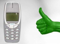 MWC 2017 Die Rückkehr des Feature-Phones Nokia 3310