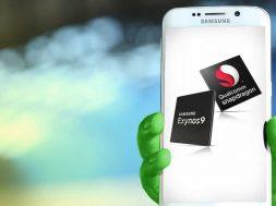 Samsung S8 mit Exynos-Prozessor