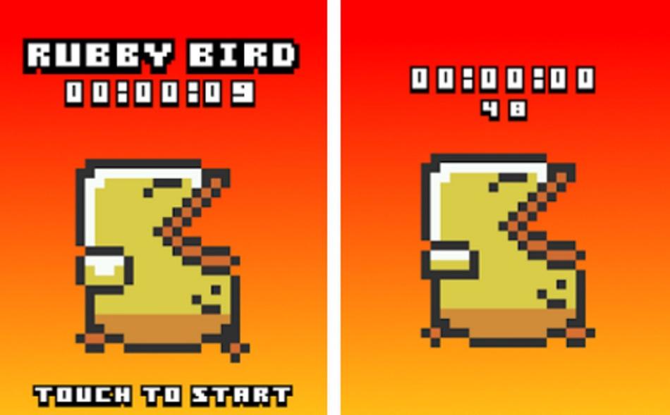 1. Rubby Bird