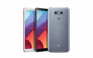MWC 2017 LG G6