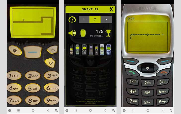 Retro-Games Snake