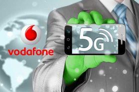 CeBIT 5G Vodafone