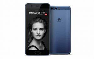MWC 2017 Huawei P10