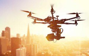 CeBIT Drohne