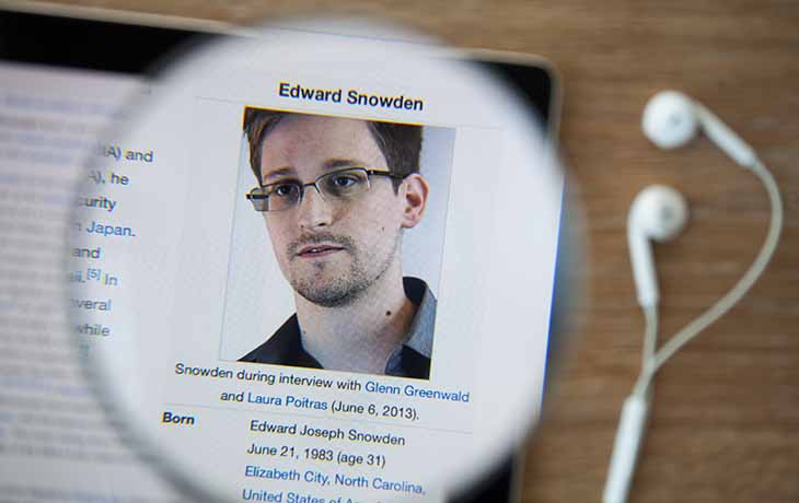 Snowden CeBIT