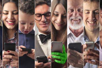 Smartphone-Typ
