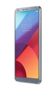 LG G6 Frontansicht