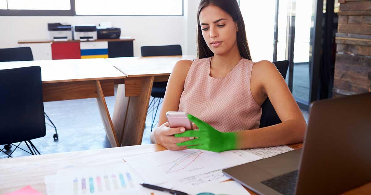Smartphone auf der Arbeit – Das solltest Du beachten