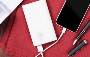 Akku unterwegs aufladen: 3. Volle Batterie dank Powerbank