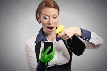Handy aufräumen