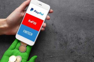 Kwitt,PayPal und Finetech