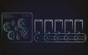 Apple Produktion iPhones