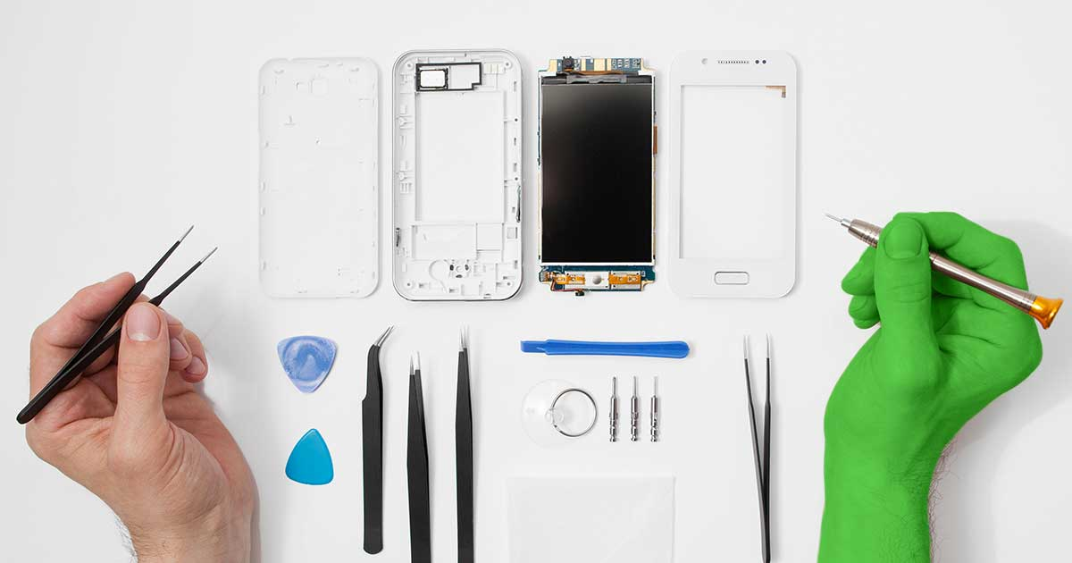 Bau Dir Dein eigenes Smartphone