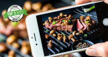 Grill-Apps: Die 3 besten kostenlosen Apps im Test