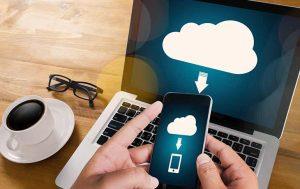 Wer gelöschte Dateien wiederherstellen will, kann sie in die Cloud hochladen