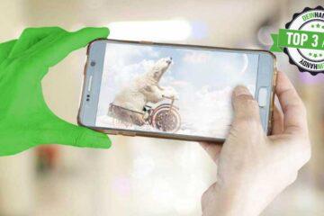 Bildbearbeitung-Apps