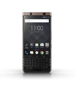 Blackberry KEYone in Bronze