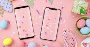 Frohe Ostern: So bringt Dich Dein Smartphone in Osterstimmung