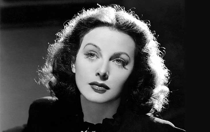 Weltfrauentag 2020: Hedy Lamarr