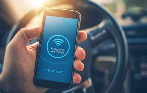 Freisprechanlage Auto Smartphones