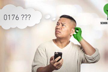 eigene Handynummer herausfinden