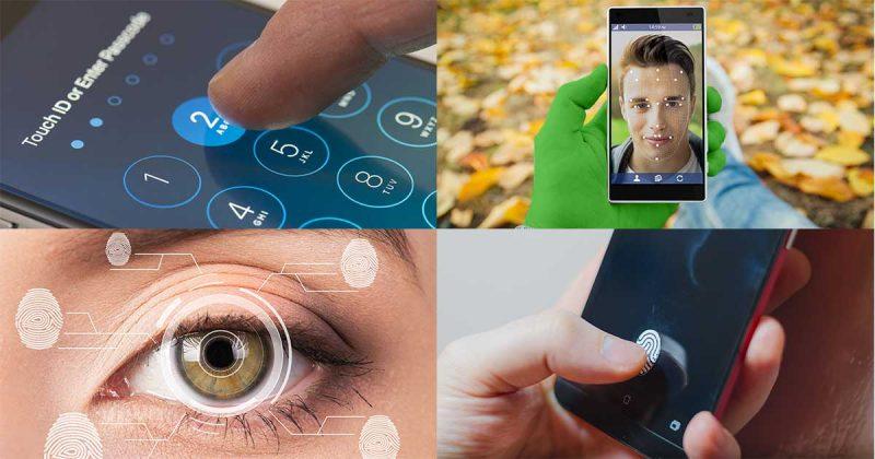 Bildschirmsperre: So gut schützen Gesichtserkennung und Co. Deine Daten