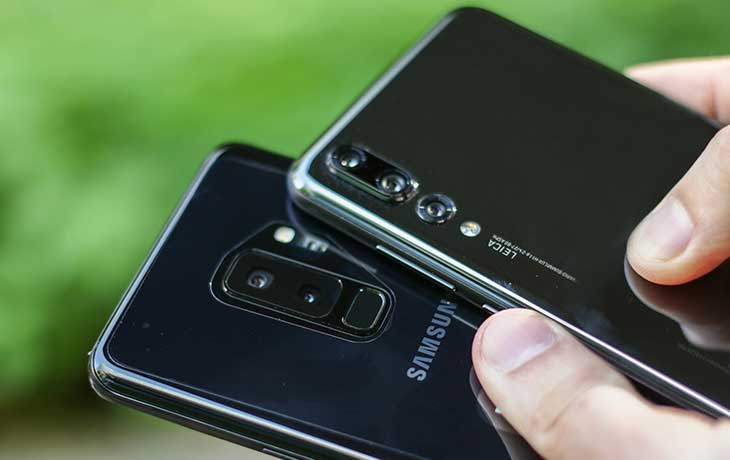 Die Dual-Kamera im Vergleich mit der Triple-Kamera