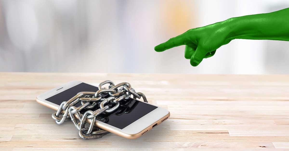 Apps mit Passwort schützen