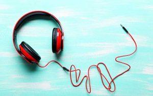 Kopfhörer mit Klinkenstecker