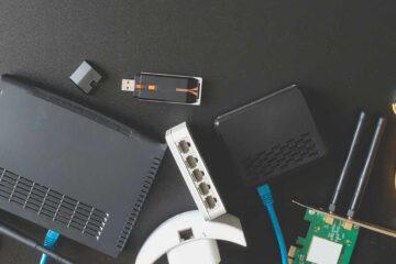 DSL Modem und DSL Router