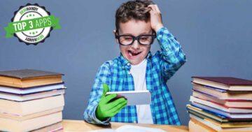 Lern Apps für Kinder – Die 3 besten Apps im Test