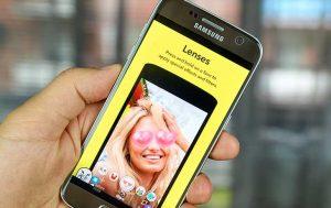 Snapchat-Funktionen