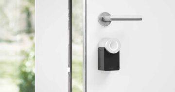 Intelligentes Türschloss: Nuki macht die Haustür smart
