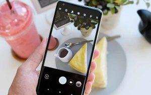 Die Kamera des Pixel 3