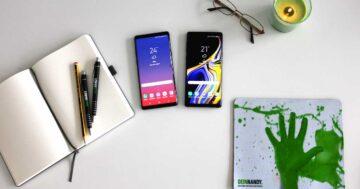 Samsung Galaxy Note9 Test: Geht's noch besser?