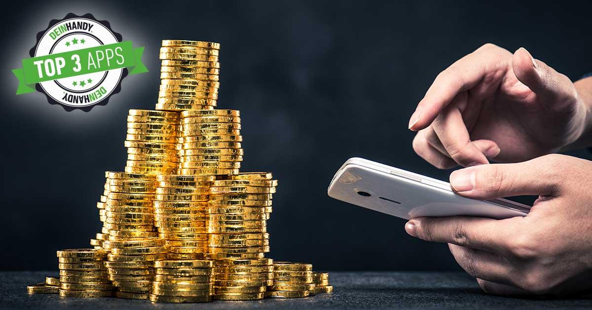 Die besten Haushaltsbuch Apps